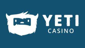 yeti casino review logo